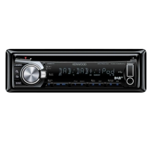kenwood kdc dab41u autoradio dab autoradio test. Black Bedroom Furniture Sets. Home Design Ideas