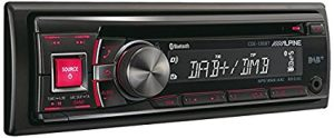 Alpine CDE-136BT Autoradio