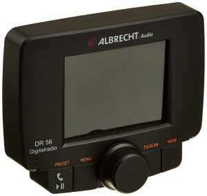 Albrecht 4032661273567 DR56 Autoradio Adapter