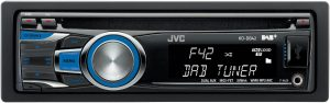jvc kd db42at dab receiver dab autoradio test. Black Bedroom Furniture Sets. Home Design Ideas