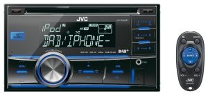 jvc kw db60ate cd receiver dab autoradio test. Black Bedroom Furniture Sets. Home Design Ideas