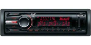 sony cdxdab700u autoradio dab autoradio test. Black Bedroom Furniture Sets. Home Design Ideas
