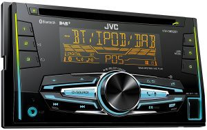 jvc kd db97bt dab autoradio dab autoradio test. Black Bedroom Furniture Sets. Home Design Ideas